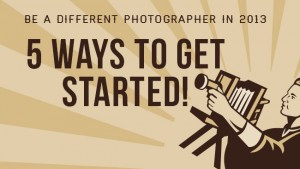 how to be a creative photographer